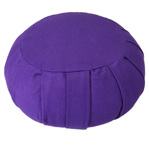Yoga Accessories (TM Round Cotton Zafu Meditation Cushion