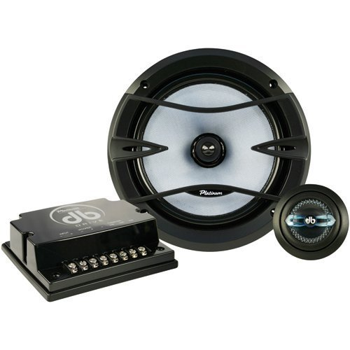UPC 839859005047, DB Drive PT6.2 Platinum 6.5-Inch Component Speaker