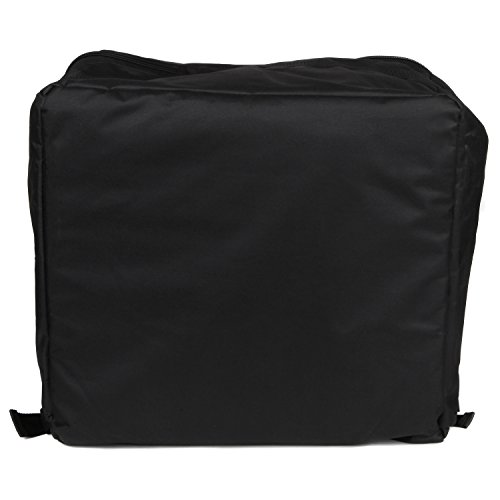 Full Size Car Seat Travel Bag - Black Carseat Carrier and Car Seat Bag for Airplane by Hope and Kisses (Image #8)