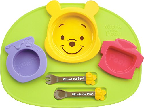 Winnie the Pooh lunch Dish Removal small dish Plate