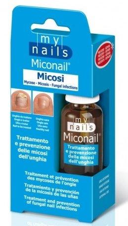 IncaRose - My Nails miconail de 10 ml, tratamiento y prevención de micosi de unghia - [Kit con jabón natural quizen (Incluye]: Amazon.es: Belleza
