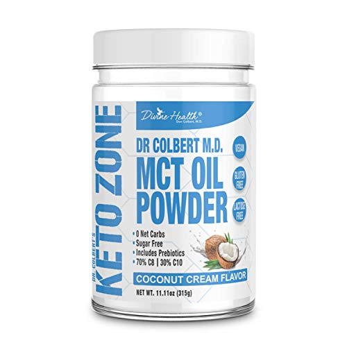 Powder Coconut Natural Approved Ketosis product image
