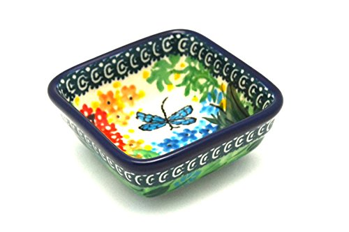 Polish Pottery Dish - Food Prep - Unikat Signature - U4612 by Polish Pottery Gallery