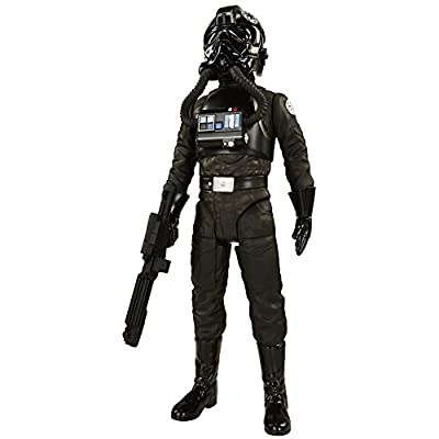 "Star Wars Big Figs Rogue One 20"" TIE Pilot Action Figure"