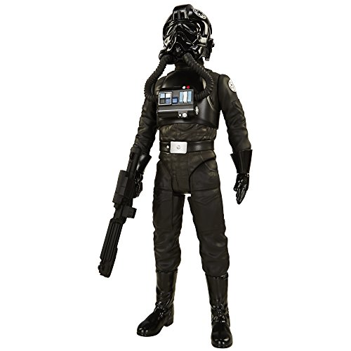 Star Wars Big Figs Rogue One 20  Tie Pilot Action Figure