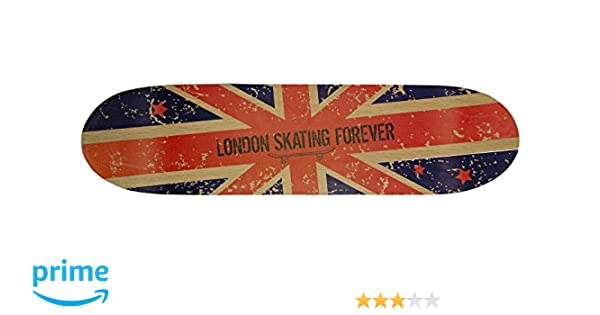 The Skate Art Factory SK5773 - Estante (Madera, 79 x 0,8 x ...
