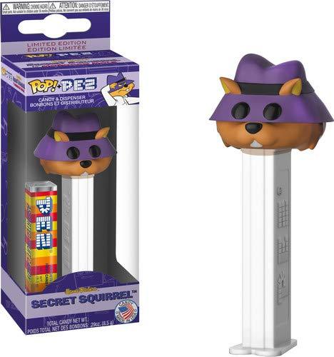 Funko Pop Pez: Hanna Barbera - Secret Squirrel Collectible Figure, Multicolor ()
