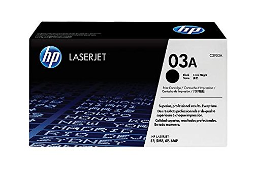 - HP C3982A LaserJet 6MP- 3MB, 8ppm, 600 DPI, PostScript, White