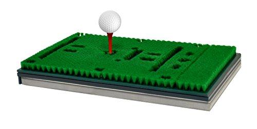P3ProSwing Grasstop Golf Simulator & Swing Analyzer, Green, One Size