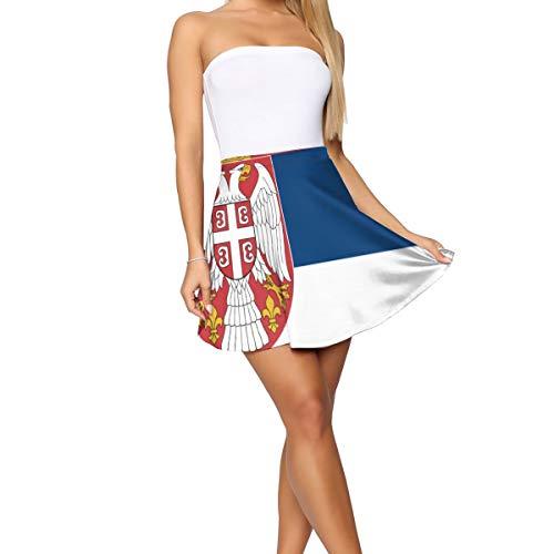 Mjpp Serbia Flag Skirt...