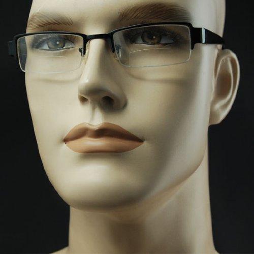 Excellent Bifocal Half-frame Reading Glasses +2.0 Photo #6