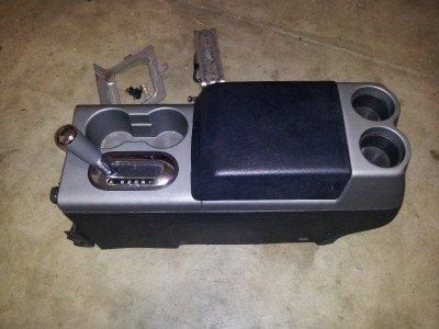 Amazon Com 04 08 Ford F150 Fx4 Center Console W Floor Gear