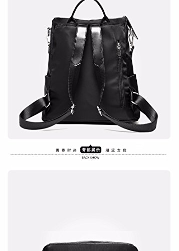 Shoulder casual MSZYZ women's bag bag fashion women's backpack gules bags ladies shoulders Uwzdxwp