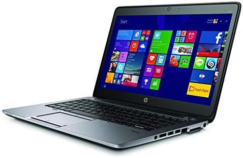 (Renewed) HP 840g2 EliteBook Laptop ( Intel Core i5 – 5300u /4 GB/500 GB HDD/Windows 10 Pro/Black /14 Inch Screen)