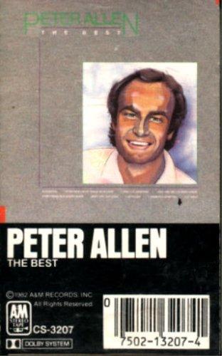 Peter Allen: The Best