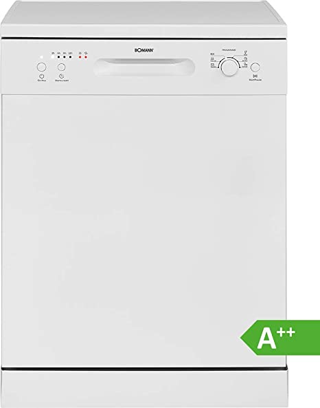 Bomann GSP 862 lavavajilla Independiente 12 cubiertos A++ ...