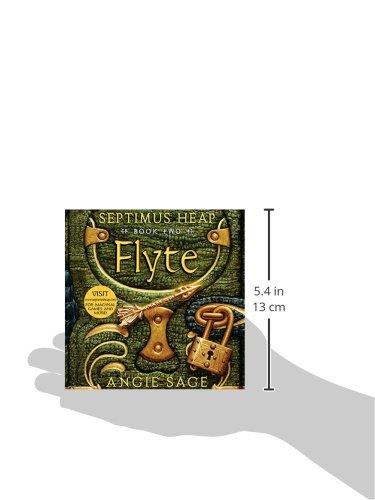 Flyte  (Septimus Heap Series, Book 2)