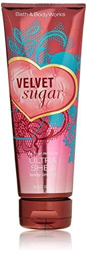 - Bath & Body Works Velvet Sugar 8.0 oz Ultra Shea Body Cream