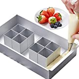 Large Number Cake Mold 0-9 Numbers - Adjustable DIY Cake Mold - Alphabet Cake Pan with Letter and Number Diagrams, Good as Gift for Baking Lovers