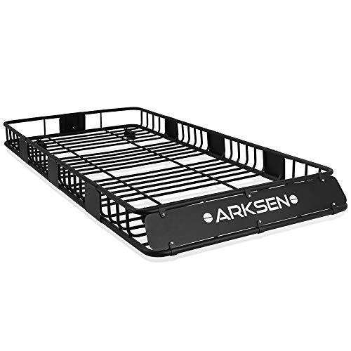 "ARKSEN 84""x 39""x 6"" Universal Roof Rack Cargo Extension Car"