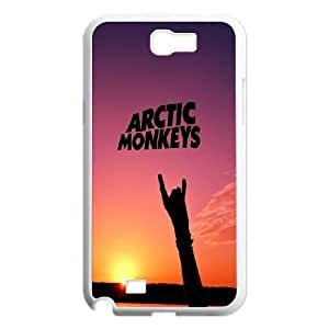 High quality Arctic Monkey band, Arctic Monkey logo, Rock band music protective case cover For Samsung Galaxy Note 2 Case LHSB9717204