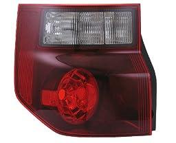 Prime Choice Auto Parts KAPHO2818136 Tail Light Assembly