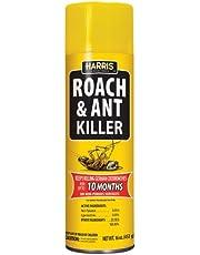 بخاخ بدون رائحة ولا يترك اثر لقتل النمل والصراصير من هاريس، 16 اونصة