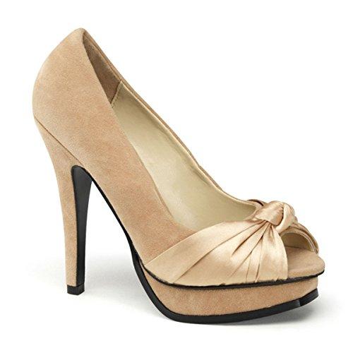 Pinup Couture Pleasure-05 - sexy talon hauts chaussures femmes retro plateau escarpins 35-42