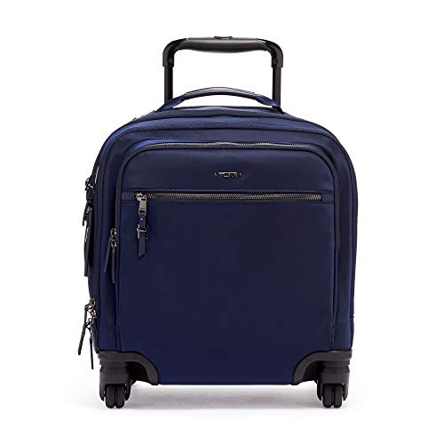 TUMI – Voyageur Osona Compact Wheeled Carry-On Luggage – 16 Inch Rolling Suitcase for Women