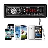 FidgetFidget in Dash Car Audio Bluetooth Stereo Head Unit Music Player MP3/USB/SD/MMC Radio