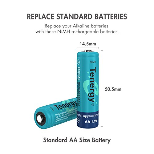 Buy what are the best aa rechargeable batteries
