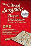 The Official Scrabble Players Dictionary 4th (fourth) edition Text Only