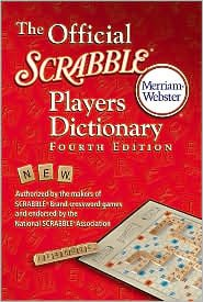 The Official Scrabble Players Dictionary 4th (fourth) edition Text Only by Scrabble