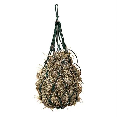 Cotton Rope Hay Net - Dark Green (Net Hay Cotton)