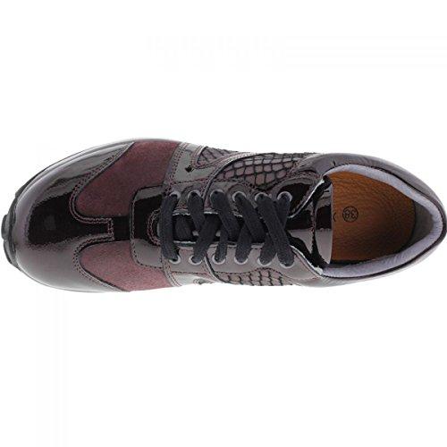 Xsensible / Modell: Milano / Brunello / Leder / Art: 300242-735 / Damen Sneaker Brunello