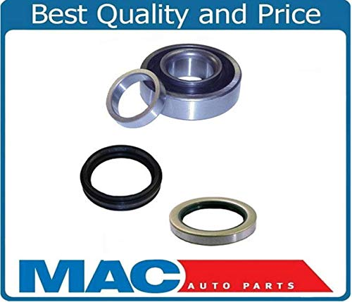 (100% New Rear Axle Wheel Bearing With Seals 3pc Kit for Toyota Tundra 00-06)