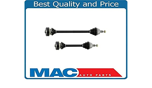 100/% ONE New Front Complete CV Shaft Axle for Subaru XV Crosstrek 2.0L 14-17