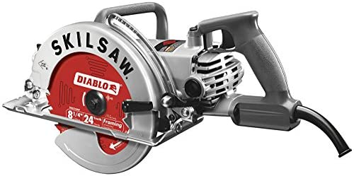 Skilsaw Worm Drive Circular Saw – 8 1 4in. 15 Amp, Model Number SPT78W-22