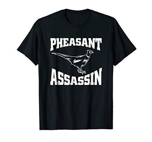 Pheasant Assassin Hunting T Shirt -