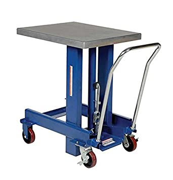 Mobile work table bdie series platform size w x l 24 for Table th width not working