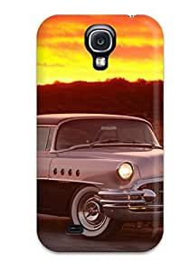 New Arrival Cover Case With Nice Design For Galaxy S4- Buick Car In Psp