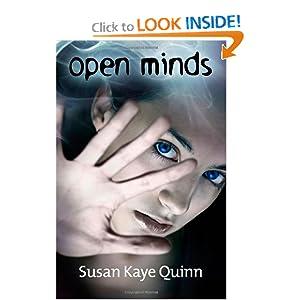 Open Minds (Mindjack, Book 1) Susan Kaye Quinn