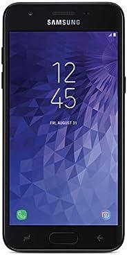 Net10 Carrier-Locked Samsung Galaxy J3 Orbit 4G LTE Prepaid Smartphone - Black - 16GB - Sim Card Included - CD