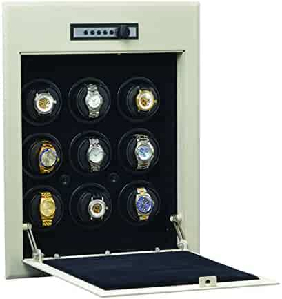 Orbita Wallsafe 9 Watch Winder Cabinet W21702
