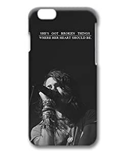 iCustomonline iPhone 6 Mayday Parade You are Dead Wrong Protective 3D Hard Back Fits Cover Case for iPhone 6 (for 4.7 inch)