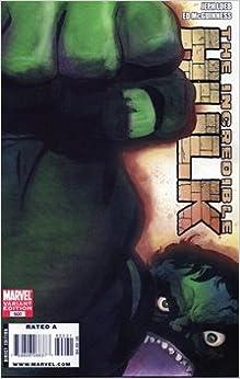 Book Incredible Hulk #600 Tim Sale Variant