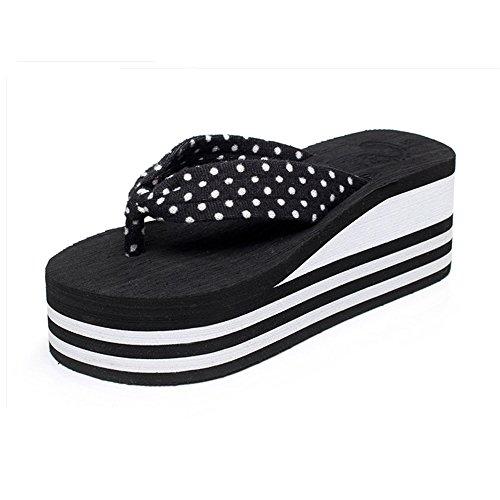 Las 1002 39 38 Alto Zapatos De Tacón De 37 zapatos Mujeres Verano Tamaño Color 38 De mujer 1003 de De 36 Zapatos mujeres Playa Para HAIZHEN wqvA744