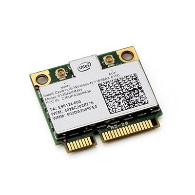 New Intel® Centrino® Wireless-N + WiMAX 6150 612BNXHMW Wireless PCIE Half Hight Wireless WLAN Wifi Card 802.11b/g/n 300Mbps by Intel