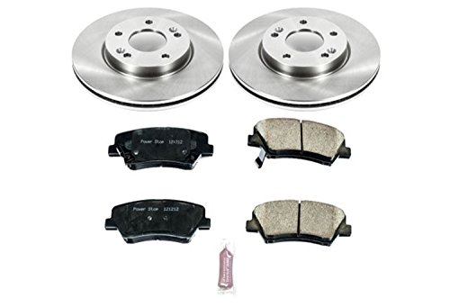 Price comparison product image Power Stop KOE6503 Autospecialty Daily Driver OE Brake Kit