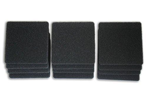 LTWHOME Compatible Filtration Foam Fit Rena Filstar xP Filter Media 724A 30PPI(Pack of 12)